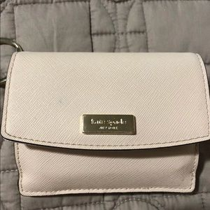 Kate Spade light pink small wallet.